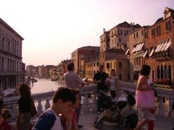 Besuch in Venedig