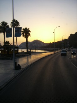 """Irgendwo an der """"Costa del Sol"""""""