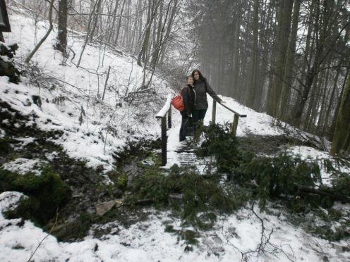 Winterzauber in Deutschland