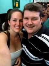 Mit meinem CS Freund Gian =)