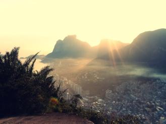 Aussicht auf Rocinha!