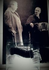 Astor Piazollas Akkordeon