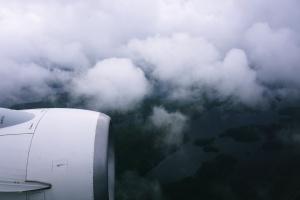 Flug nach Göteburg