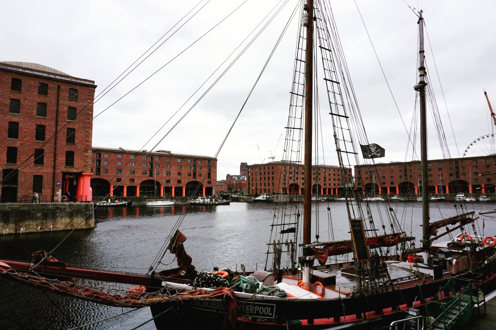 Liverpool Habour