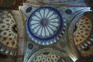 Sultan-Ahmed-Moschee (blaue Moschee)