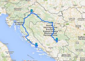 Kroatien-Bosnien